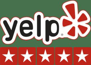 Yelp 5 Star 300x215 - Yelp