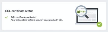 Shopify SSL Install