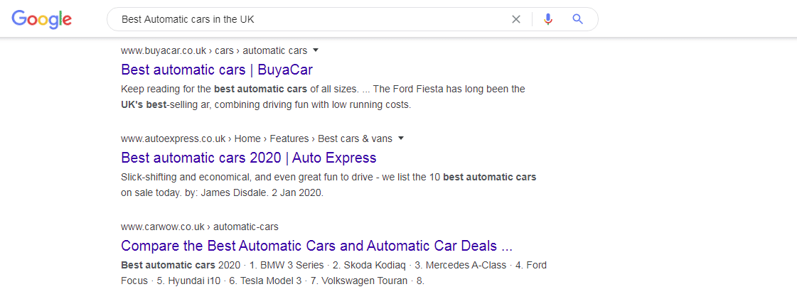 Best Auto Cars Google Search
